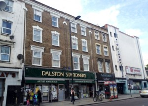 dalston stationers hackney