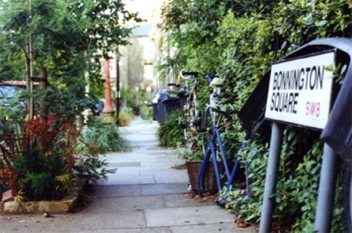 Bonnington Square - London | Self Help Housing